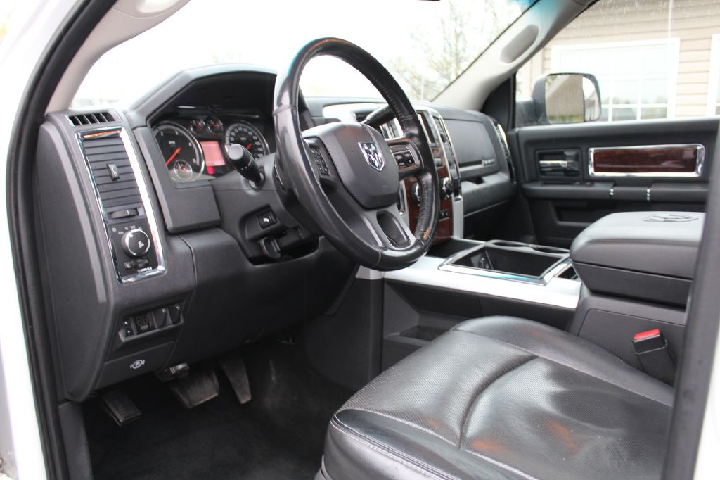 2012 DODGE RAM 2500 LARAMI LARAMIE 4WD CUMMINS for sale at Summit Motorcars