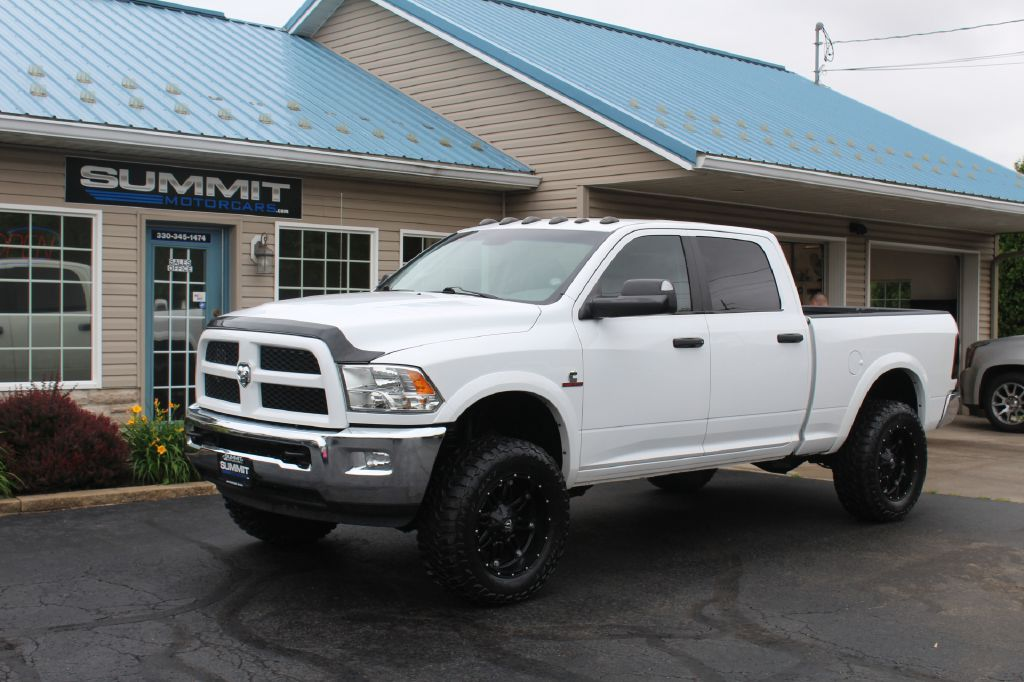 2017 FORD F250 XL LB XL 4WD POWERSTROKE for sale at Summit Motorcars