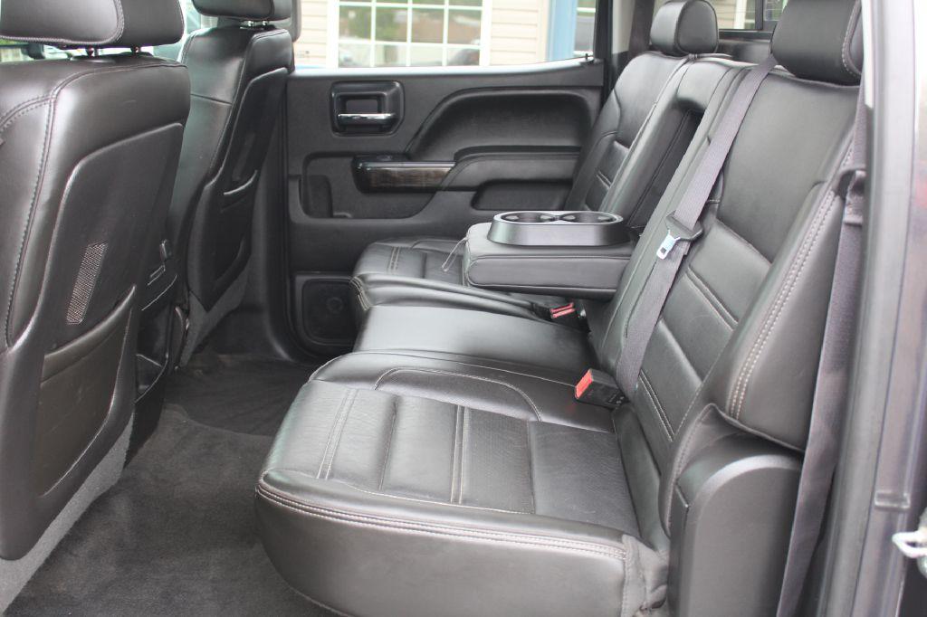 2015 GMC 2500 DENALI DENALI 4WD DURAMAX for sale at Summit Motorcars