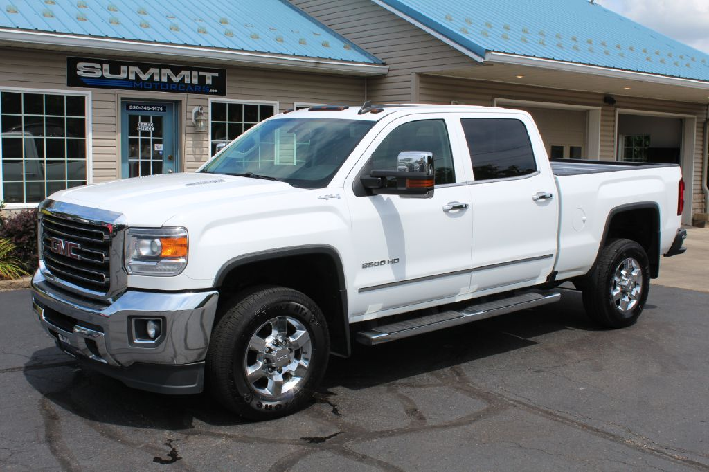 2013 GMC SIERRA 3500 DRW SLE 4WD DURAMAX for sale at Summit Motorcars