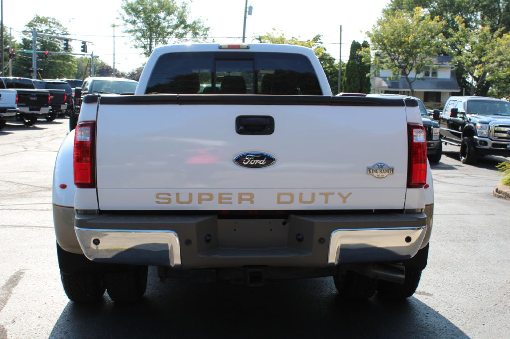 2011 FORD F350 KING RANCH KING RANCH  4WD DRW POWERSTROK for sale at Summit Motorcars