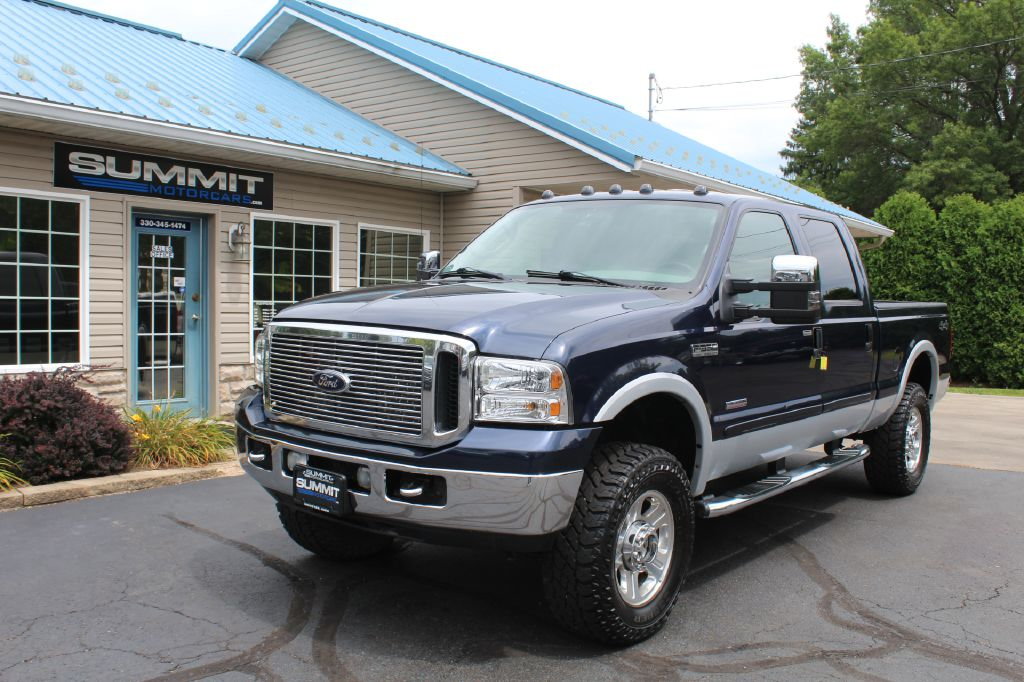2010 FORD F250 XLT XLT 4WD POWERSTROKE for sale at Summit Motorcars