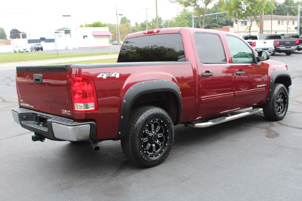 2009 GMC SIERRA 1500 SLE 1500 SLE for sale at Summit Motorcars