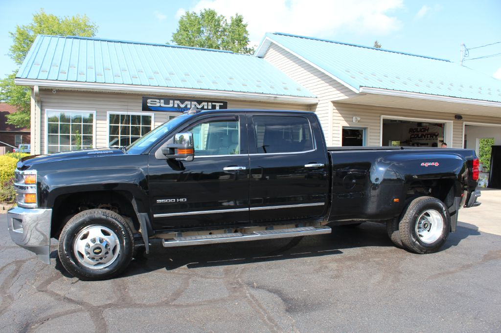 2015 CHEVROLET 3500 LTZ DRW LTZ DRW DURAMAX for sale at Summit Motorcars