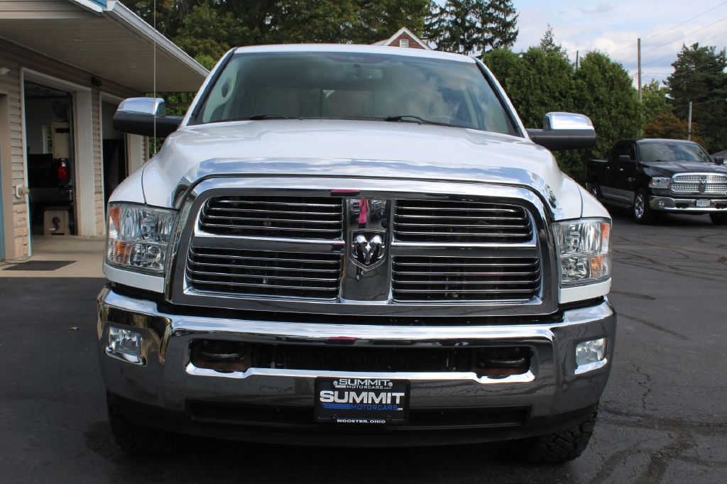 2011 RAM 2500 LARAMIE 4x4 LARAMIE  CUMMINS for sale at Summit Motorcars
