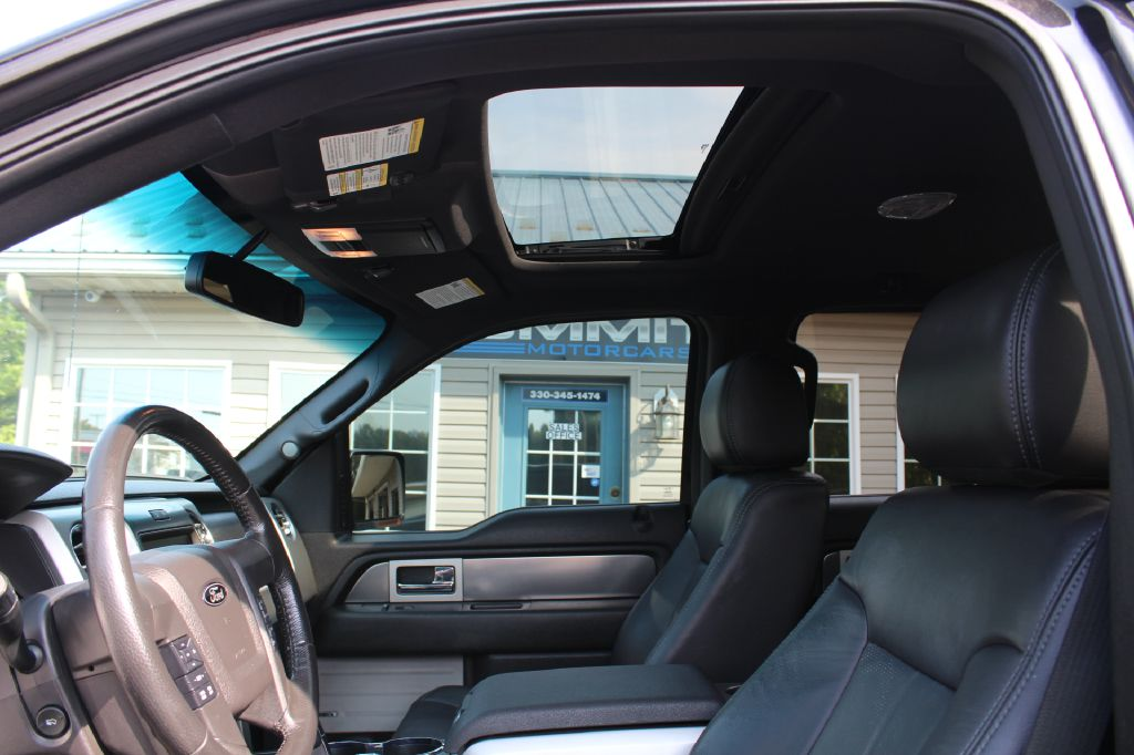 2013 FORD F150 FX4 3.5L 4x4 FX4 for sale at Summit Motorcars
