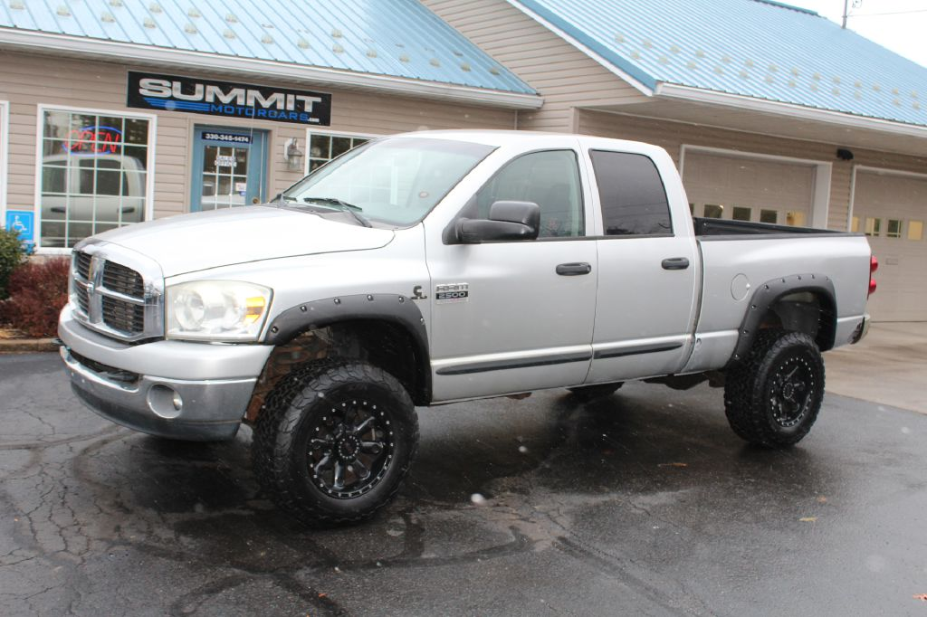 2010 DODGE RAM 2500 SLT 4x4 SLT CUMMINS for sale at Summit Motorcars