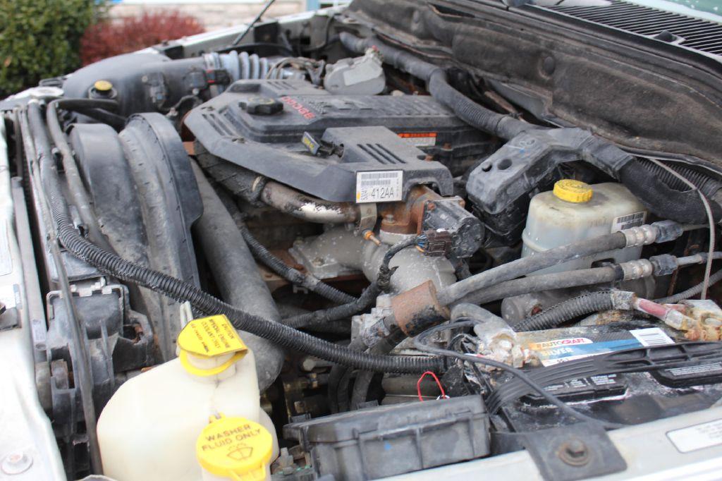 2007 DODGE RAM 2500 ST 4x4 ST CUMMINS for sale at Summit Motorcars