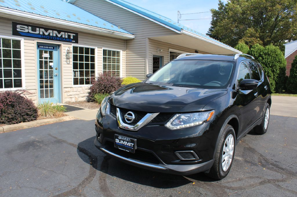 2016 NISSAN ROGUE S AWD UTILITY 4D S AWD I4 for sale at Summit Motorcars
