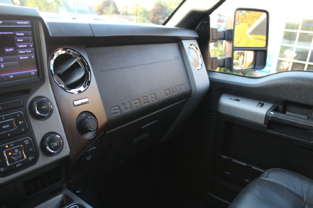 2013 FORD F250 LARIAT 4x4 LARIAT for sale at Summit Motorcars
