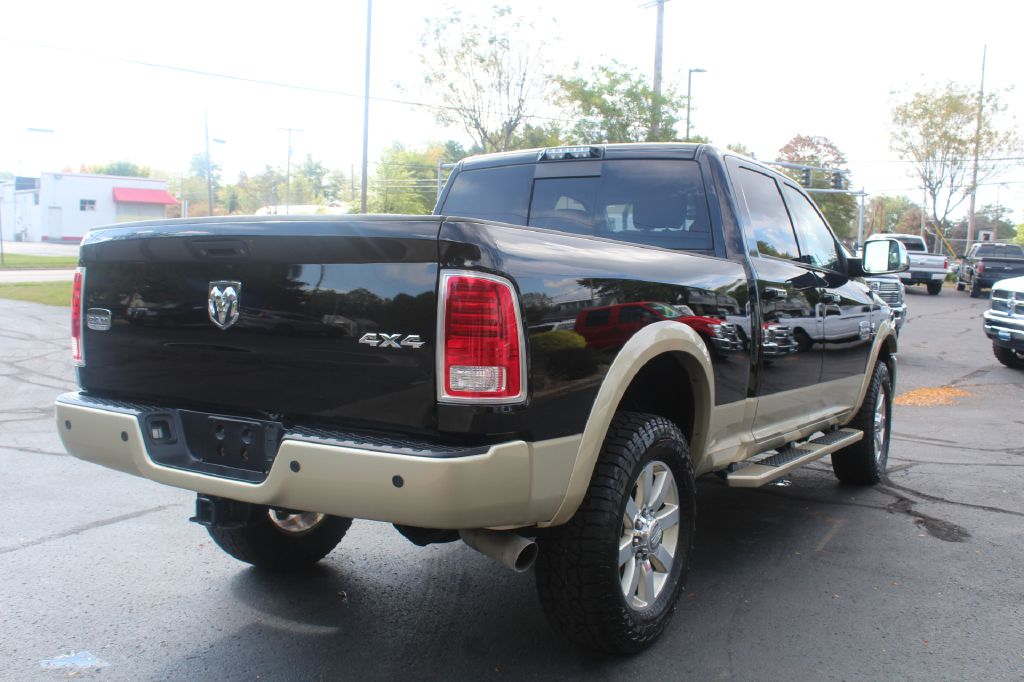 2014 RAM 3500 LONGHORN 4x4 LARAMIE CUMMINS for sale at Summit Motorcars