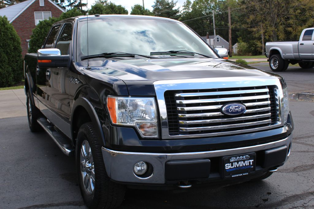 2010 FORD F150 XLT 4x4 XLT for sale at Summit Motorcars