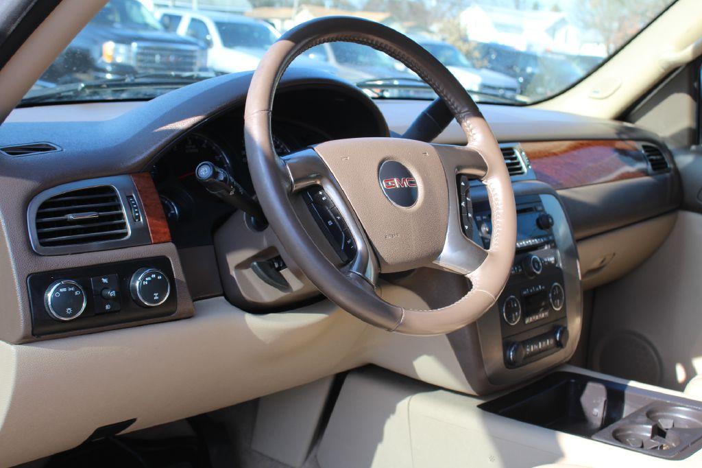 2007 GMC YUKON XL SLT 4x4 SLT 1500 for sale at Summit Motorcars