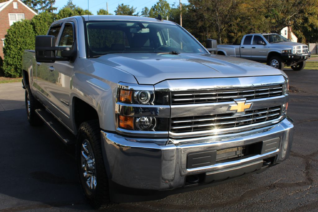 2016 CHEVROLET 2500 LT 4x4 LT for sale at Summit Motorcars