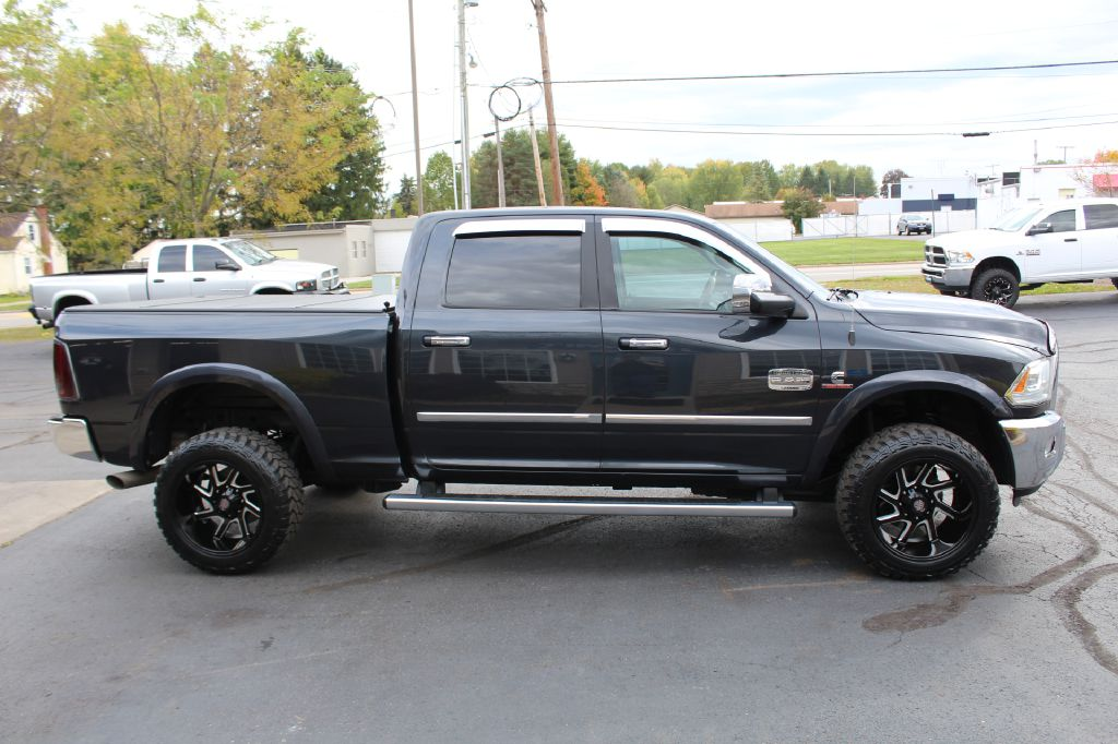 2014 RAM 2500 LONGHORN 4x4 LONGHORN CUMMINS for sale at Summit Motorcars