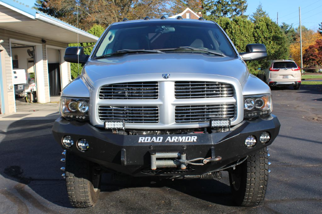 2004 DODGE RAM 3500 4x4 LARAMIE CUMMINS for sale at Summit Motorcars