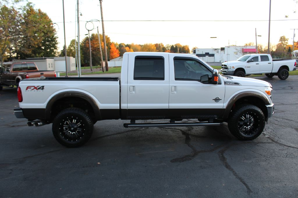2015 FORD F350 LARIAT 4x4 LARIAT for sale at Summit Motorcars