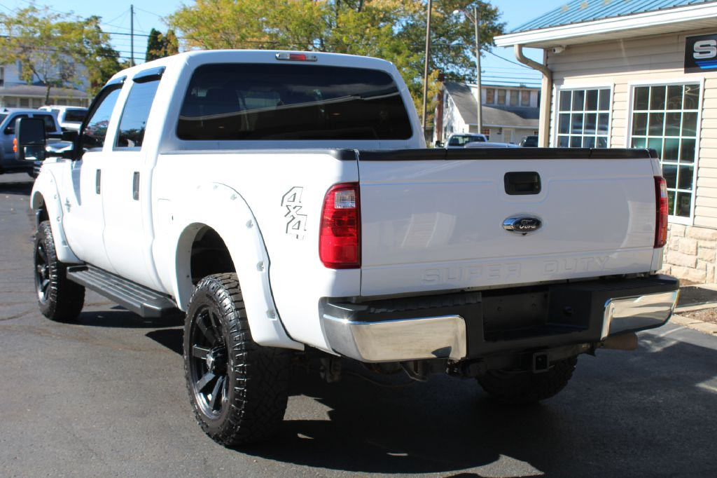 2016 FORD F250 XLT 4x4 XLT for sale at Summit Motorcars