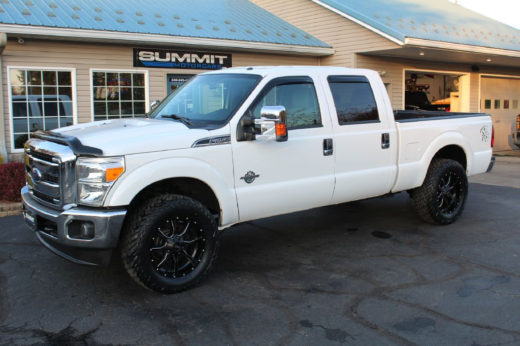 2015 RAM 2500 BIG HORN 4x4 SLT CUMMINS for sale at Summit Motorcars