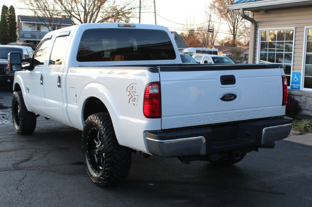 2013 FORD F250 XLT 4x4 XLT for sale at Summit Motorcars