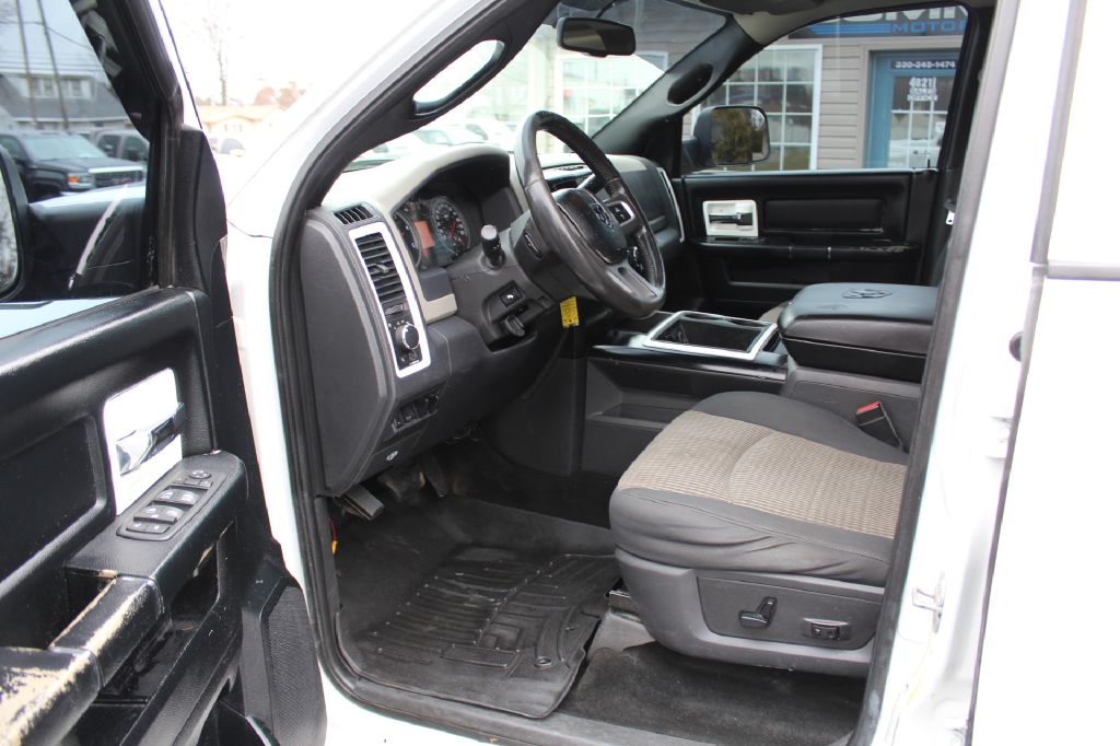2010 DODGE RAM 2500 SLT 4x4 SLT CUMMINS for sale at Summit Motorcars