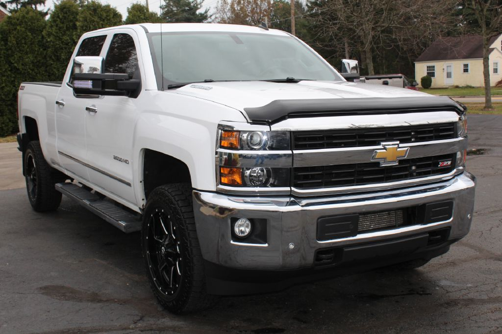 2015 CHEVROLET 2500 LTZ W/Z71 4x4 LTZ DURAMAX for sale at Summit Motorcars
