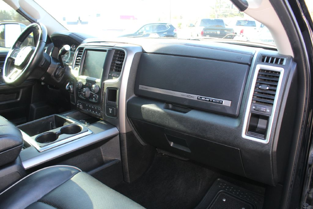 2015 RAM 2500 LIMITED 4x4 LIMITED CUMMINS for sale at Summit Motorcars