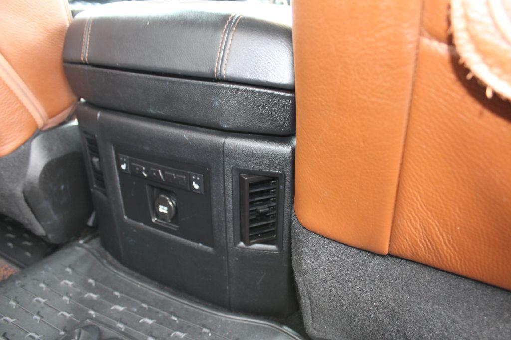 2013 RAM 2500 LONGHORN 4x4 LONGHORN CUMMINS for sale at Summit Motorcars