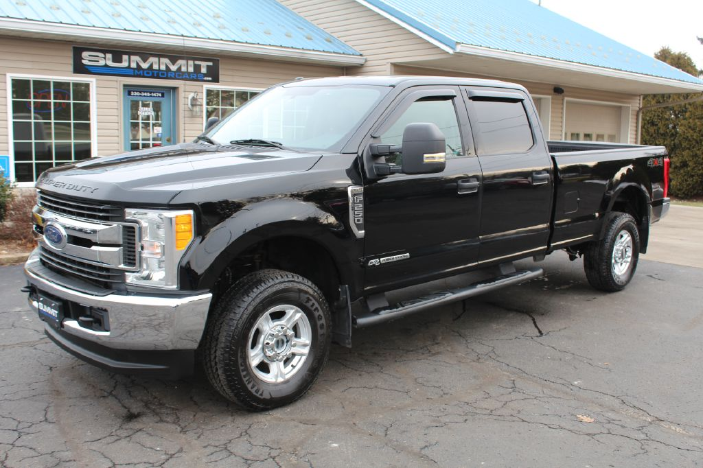 2016 FORD F250 XLT LB 4x4 XLT LB POWERSTROKE for sale at Summit Motorcars