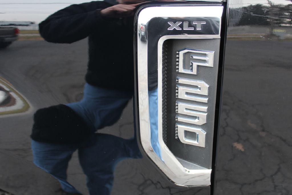 2017 FORD F250 XLT LB 4x4 XLT LB POWERSTROKE for sale at Summit Motorcars