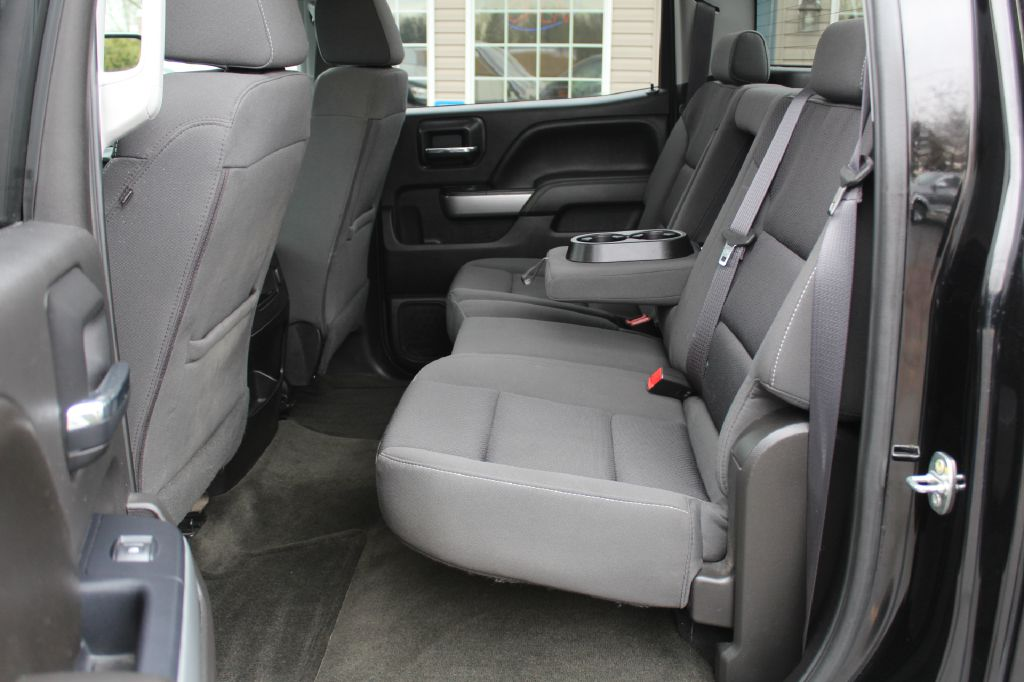 2016 CHEVROLET 2500 LT W/Z71 4x4 LT w/Z71 DURAMAX for sale at Summit Motorcars