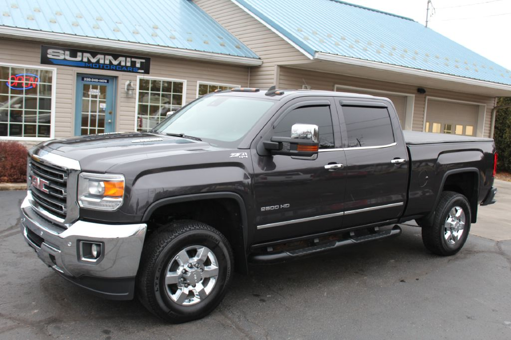 2012 CHEVROLET 3500 LTZ 4x4 LTZ DURAMAX for sale at Summit Motorcars