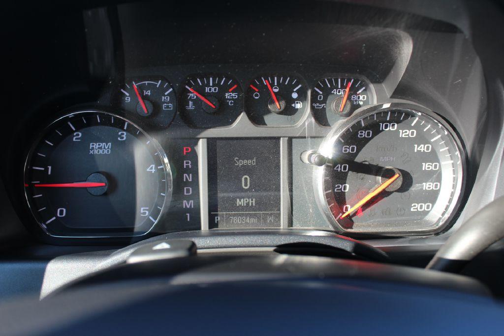 2016 GMC SIERRA 2500 LB 4x4 2500HD DURAMAX for sale at Summit Motorcars
