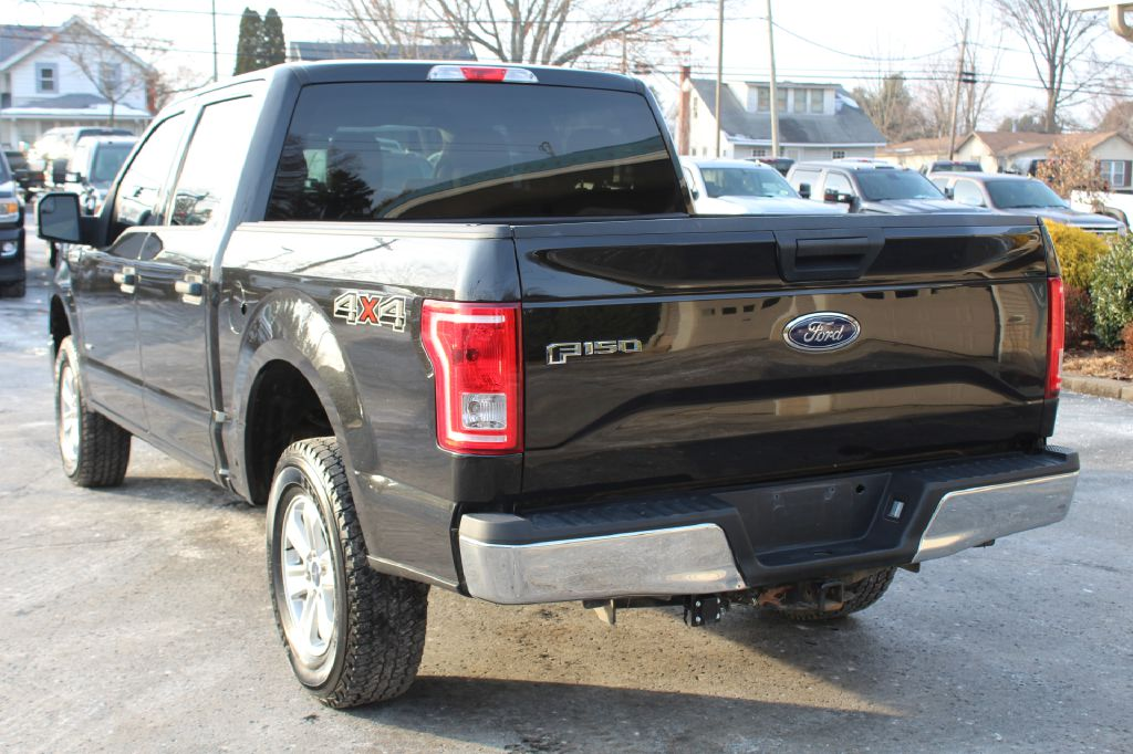 2015 FORD F150 XLT 4x4 XLT 3.5L ECOBOOST for sale at Summit Motorcars