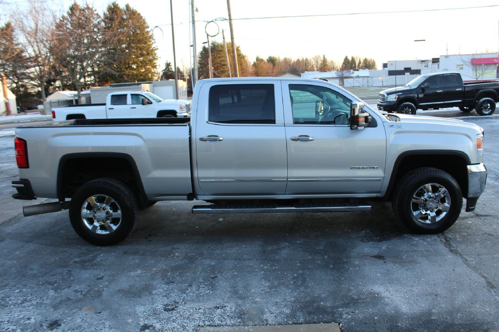 2015 GMC SIERRA 2500 SLT 4x4 SLT wZ71  DURAMAX for sale at Summit Motorcars