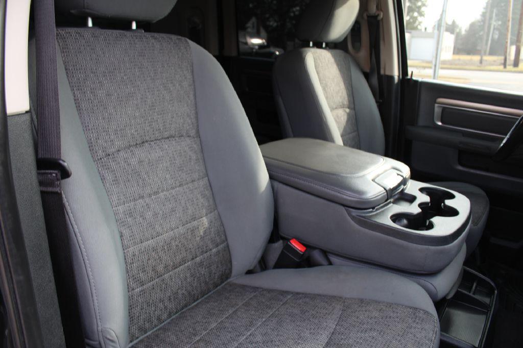 2015 RAM 2500 BIG HORN 4x4 SLT CUMMINS for sale at Summit Motorcars