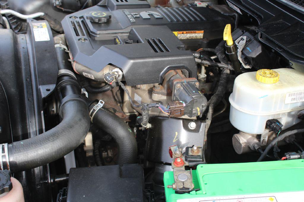 2014 RAM 3500 FLAT BED 4x4 TRADESMAN CUMMINS for sale at Summit Motorcars