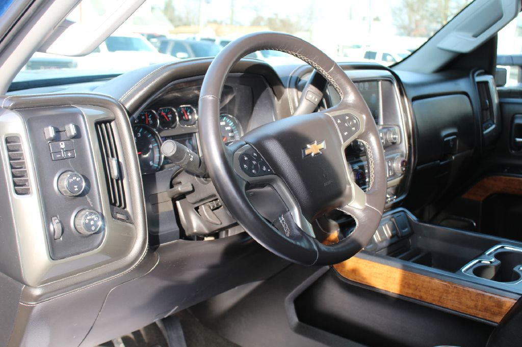 2017 CHEVROLET 2500 HI COUNTRY 4x4 HIGH COUNTRY DURAMAX for sale at Summit Motorcars