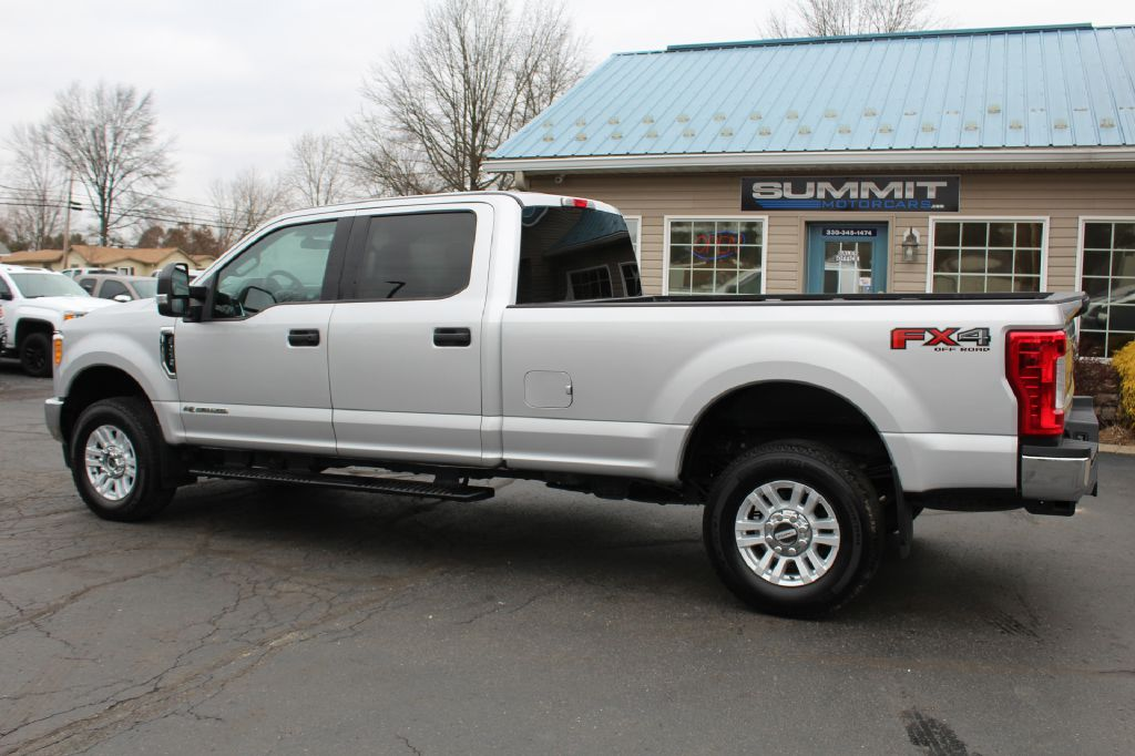 2017 FORD F250 XLT LB 4x4 XLT LB POWERSTROKE for sale at Summit Motorcars