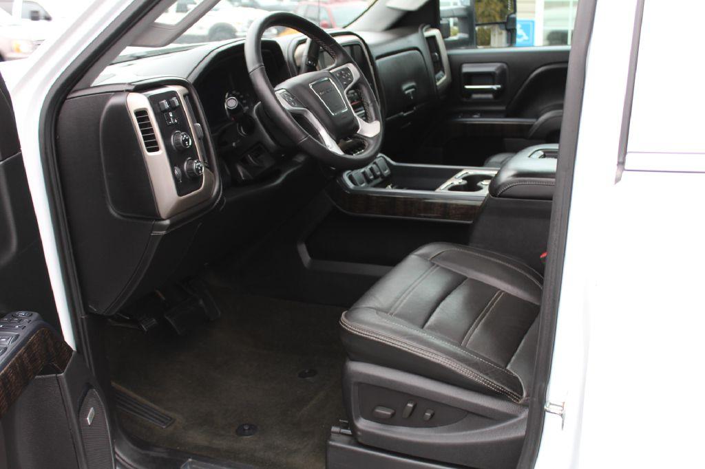 2016 GMC 3500 DENALI DRW 4x4 DENALI DURAMAX for sale at Summit Motorcars
