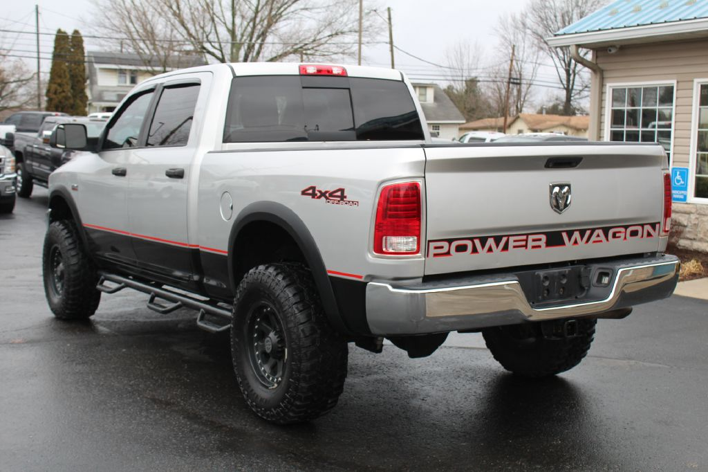 2013 RAM 2500 PWR WAGON 4x4 POWER WAGON for sale at Summit Motorcars