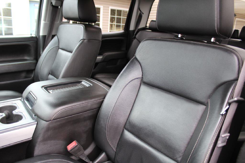 2016 CHEVROLET 3500 LTZ W/Z71 4x4 LTZ w/Z71 DURAMAX for sale at Summit Motorcars
