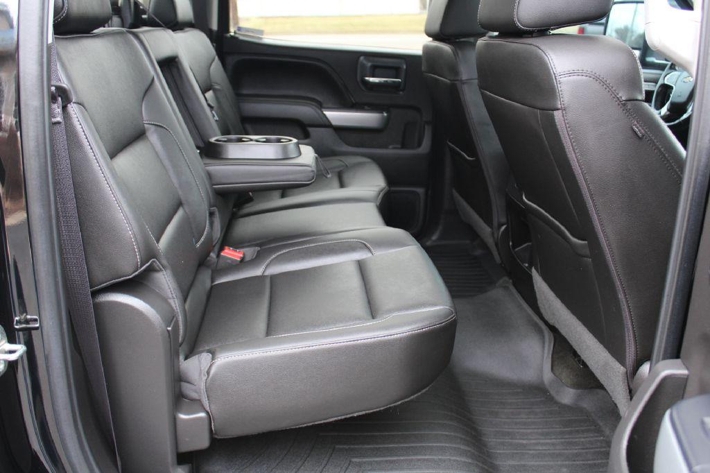2016 CHEVROLET 2500 LTZ W/Z71 4x4 LTZ MIDNIGHT EDITION DMAX for sale at Summit Motorcars