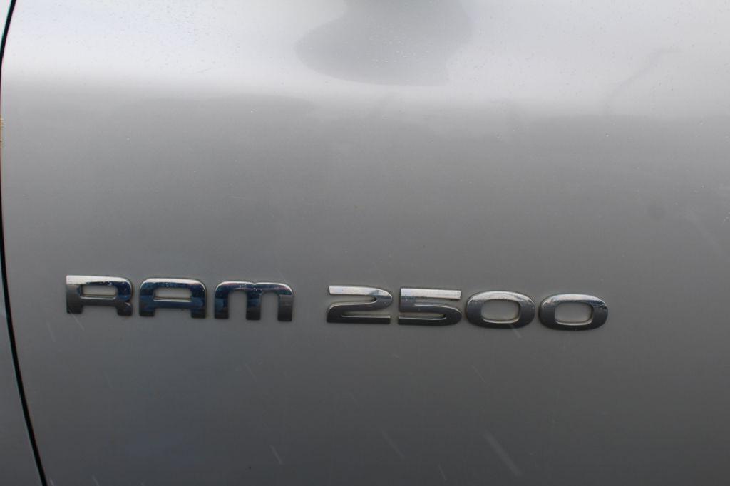 2005 DODGE RAM 2500 SLT for sale at Summit Motorcars