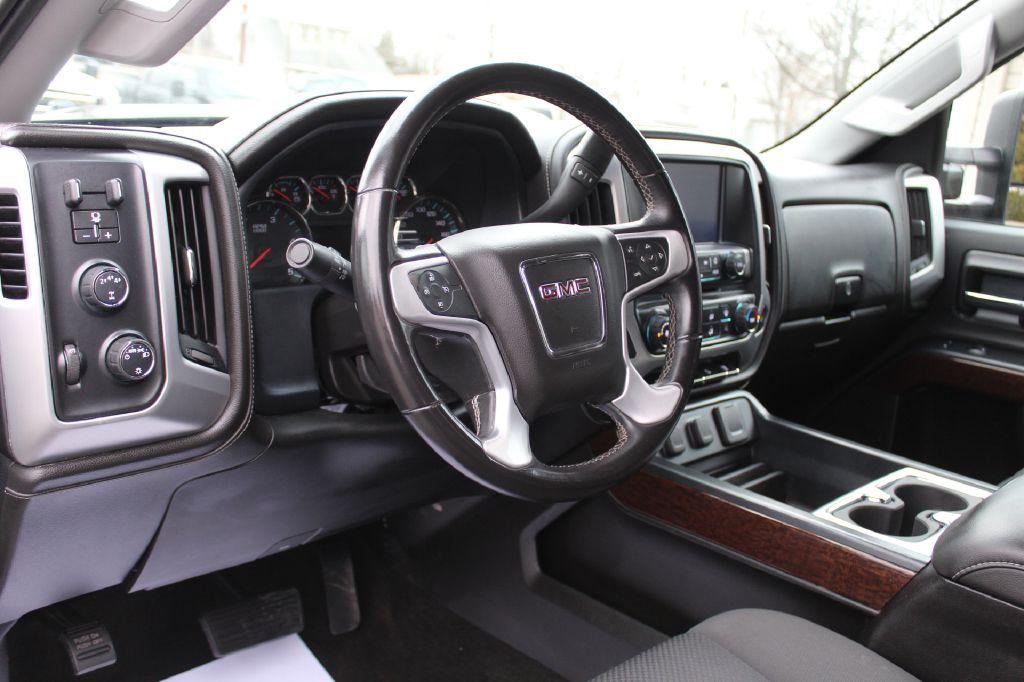 2017 GMC SIERRA 2500 SLE 4x4 SLE DURAMAX for sale at Summit Motorcars