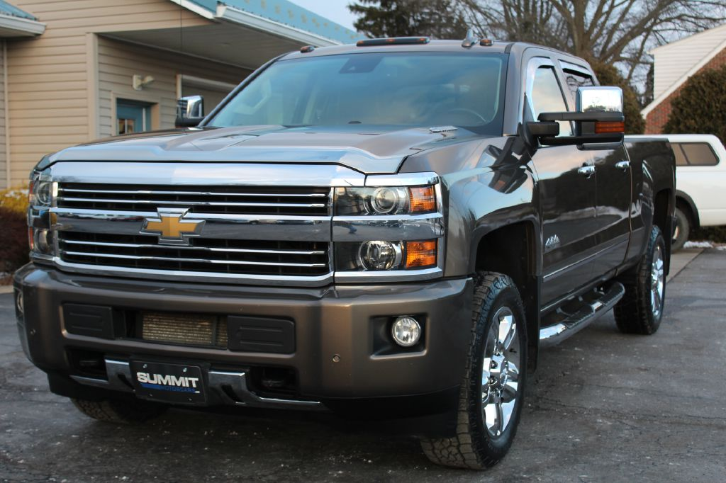 2015 CHEVROLET 2500 HI COUNTRY 4x4 HIGH COUNTRY DURAMAX for sale at Summit Motorcars