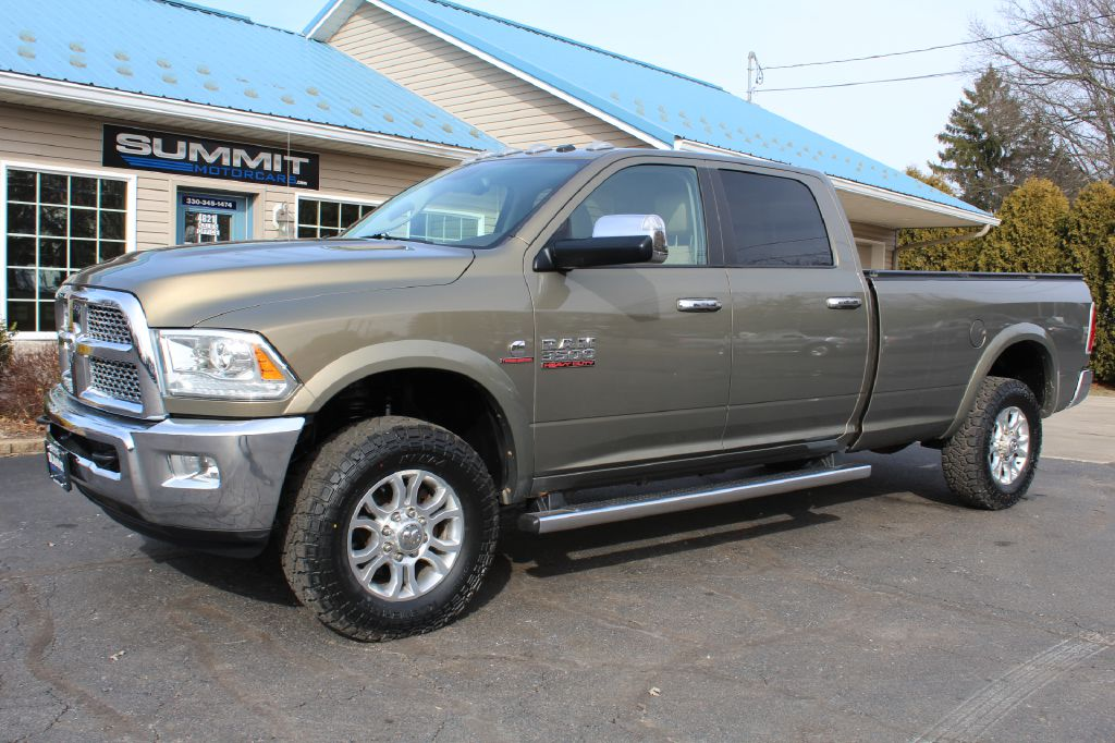 2013 RAM 2500 LARAMIE 4x4 LARAMIE CUMMINS for sale at Summit Motorcars