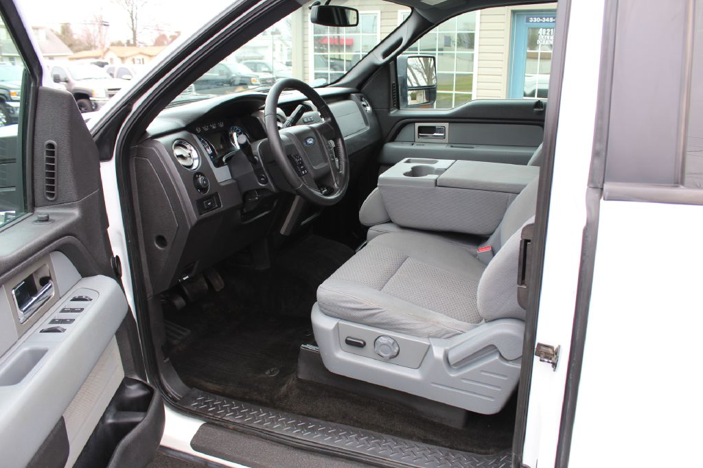 2011 FORD F150 XLT 4x4 XLT 5.0L for sale at Summit Motorcars