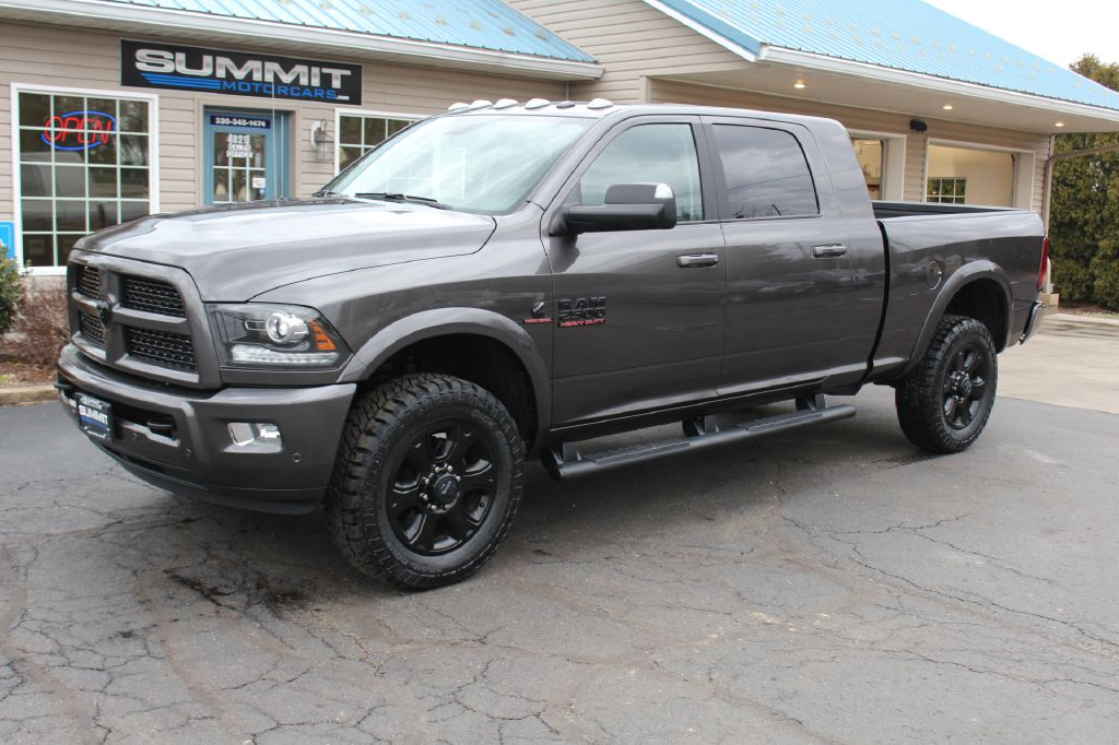 2017 RAM 2500 LARAMIE 4x4 LARAMIE CUMMINS for sale at Summit Motorcars