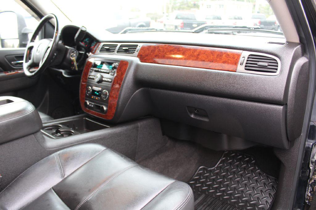 2011 CHEVROLET 2500 LTZ W/Z71 4x4 LTZ w/Z71 DURAMAX for sale at Summit Motorcars